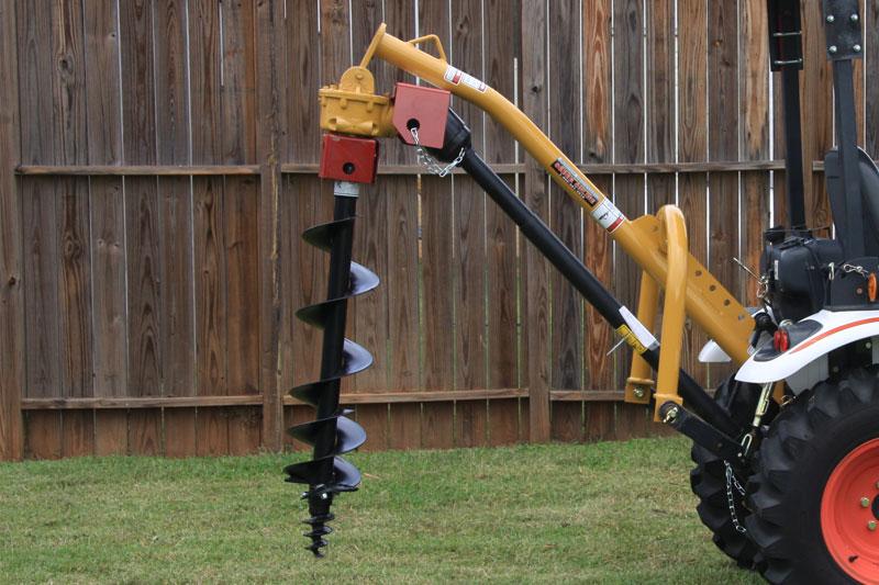 ETA Compact Tractor Post Hole Digger